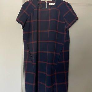 Zara' striped dress
